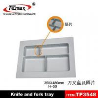 Buy cheap plastic knife cabinet kitchen and fork tray from wholesalers
