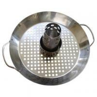 Buy cheap Stainless steel luxury chicken sitter/Chicken Cooking Plate from wholesalers