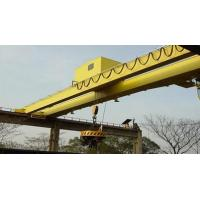 Wholesale Heavy Duty Electromagnetic Overhead Travelling Crane for Steel Scrap Lifting from china suppliers