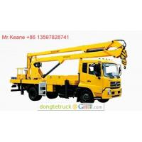 Buy cheap 21-24m Dongfeng Aerial Working Platform Truck from wholesalers
