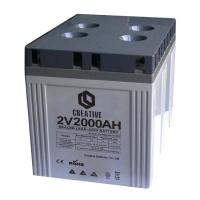 Buy cheap AGM batteries Lead acid batteries 2V from wholesalers