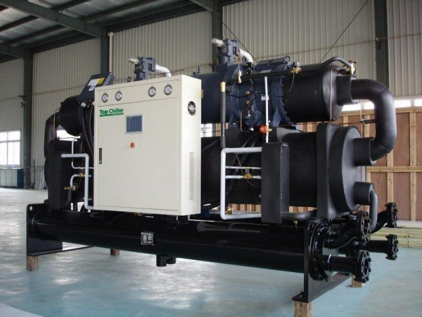 Water Cooled Screw Chiller Screw Water Chiller For