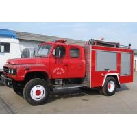 Wholesale Dongfeng 140 tine powder fire truck Fire truck HuBei ChengLi Special Automobile Co.,Ltd from china suppliers
