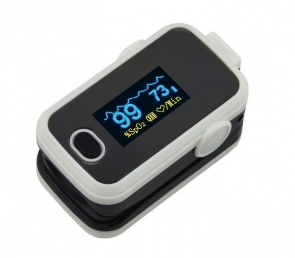 Quality A310 Finger Pulse Oximeter with Silicone Cover, Carry Bag for sale