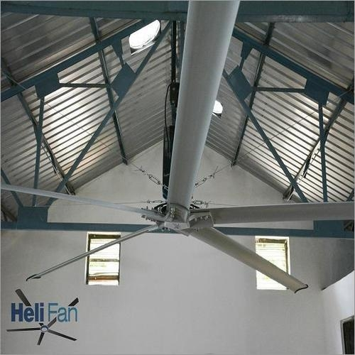 High Volume Low Speed Fan : Hvls high volume low speed fans