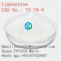 Wholesale Lidocaine CAS 137-58-6 Pharmaceutical Raw Materials Topical Anesthetic And Treatment from china suppliers