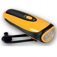 China 281B Crank dynamo torch with charger on sale