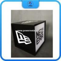 Product Gallery Caps Acrylic Cube Display