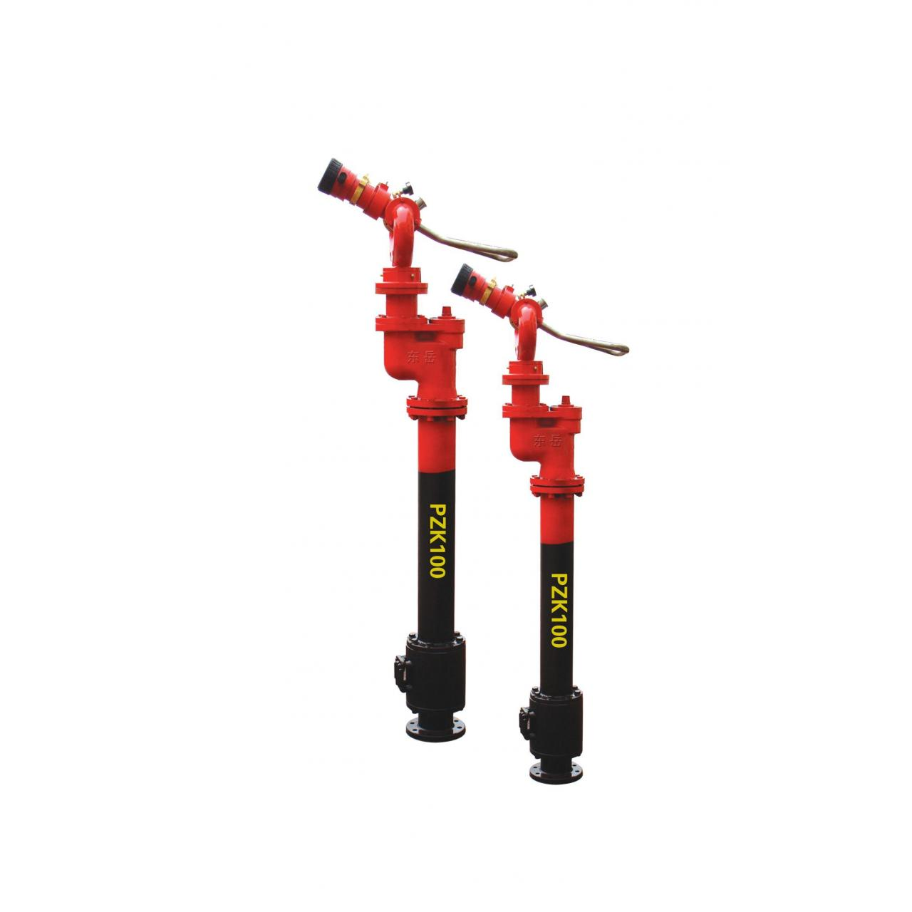 Wholesale Quick-open auto-release full rigged fire monitor from china suppliers