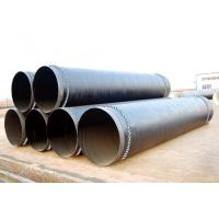 China Spiral Steel Pipe(SSAW) Coal Tar Epoxy Coating on sale