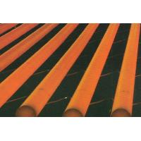 Steel for railway and mining machinery