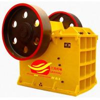 Forging gear Jaw Crusher