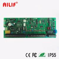 Buy cheap Smart Burglar Wired Alarm Control Panel For Intruder ALF-738 from wholesalers