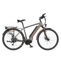 Wholesale Electric bike new sytle 700C 36v 250w 8fun center motor hidden battery electric bike from china suppliers