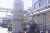 Waste gas purification treatment equipment