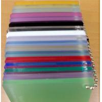 Wholesale Ice color acrylic sheet Acrylic Tubes from china suppliers