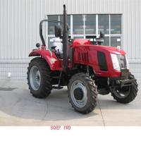 Buy cheap Vehicle 80HP 4WD Wheel Farm Tractor from wholesalers