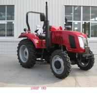 Buy cheap Vehicle 100HP 4WD Agricultural Farm Wheel Tractor from wholesalers