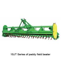 Buy cheap Agricultural Machinery 1SJT Series of paddy field beater from wholesalers