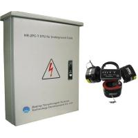 remote fault location system for underground cables