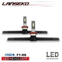 Buy cheap H8 LED Car Headlights from wholesalers