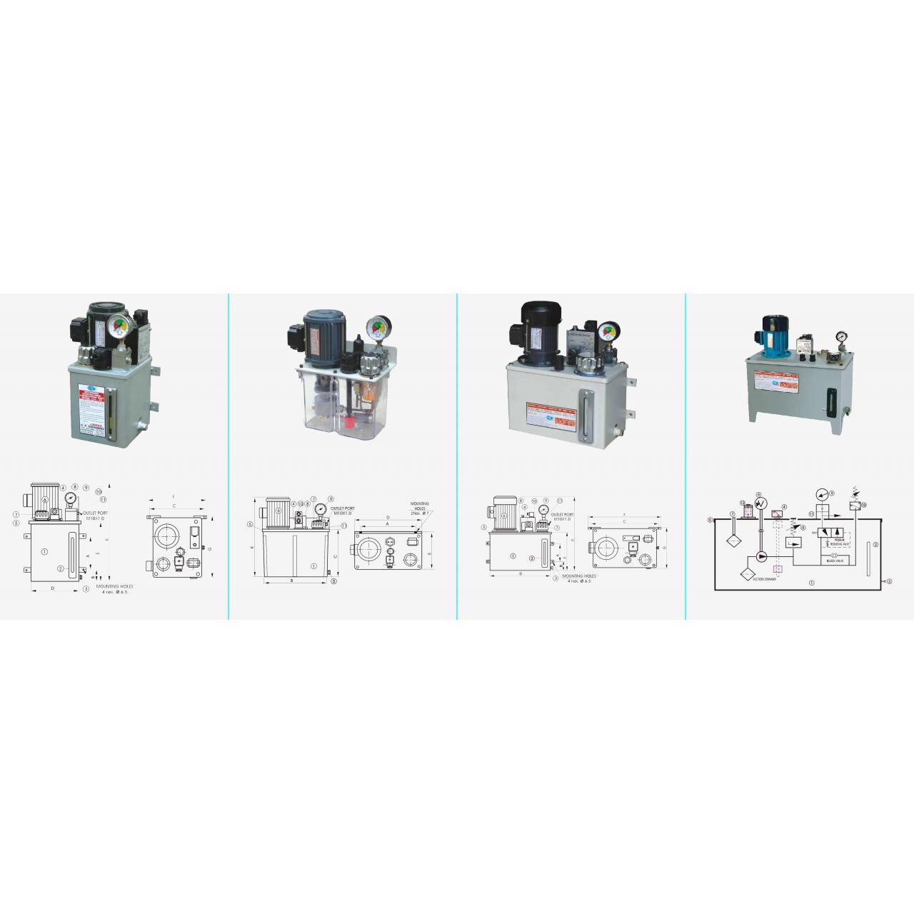 Wholesale Motorized Lubrication Unit from china suppliers