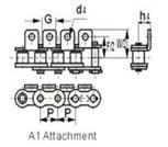 Buy cheap Conveyor Chain Attachments(A&B Series) from wholesalers
