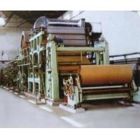 Buy cheap The paper main part Kraft paper machine from wholesalers