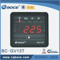 Buy cheap Single phase multi-functional gauge GV13-T from wholesalers