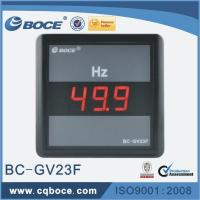 Buy cheap BC-GV23F AC Frequency Digital Generator Meter from wholesalers