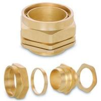 Buy cheap BW 3 Part Brass Cable Glands from wholesalers