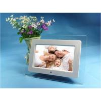 VCAN1319 Acrylic Frame Material 10 inch digital photo frame Video Playback MP3 Function