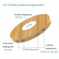 Buy cheap Wireless Desktop Charger JT-WN32 Wireless Desktop Charger from wholesalers