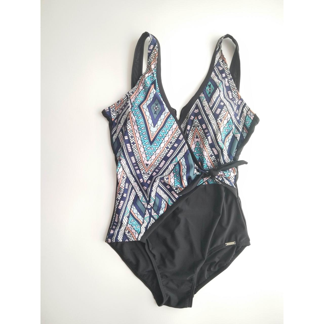 Wholesale LADIES SWIMSUITS ladies front tie one-piece swimwear from china suppliers
