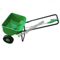 Wholesale Garden cart fertilizer/salt spreader from china suppliers