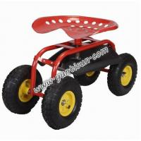 Wholesale Garden cart garden seat cart from china suppliers