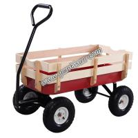 Wholesale Garden cart Big Foot All Terrain Pull Cargo Wagon TC1801 from china suppliers