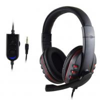FNSHIP P4-726 Headband Gaming Headset USB Port Wired Stereo Micp