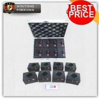 Wholesale display shells fireworks 8 cue stage wireless remote control fireworks from china suppliers