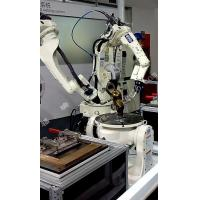 Welding Robot Workstation(with two-axis servo positioner)