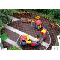 Wholesale Outdoor Park Equipment Rubber Flooring for Playground from china suppliers