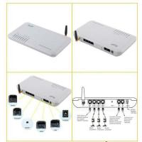 Assurance radio sip voip gateway built in conference group roip302m