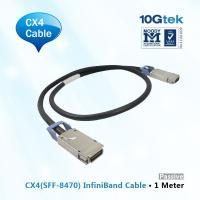 CX4 (SFF-8470) Inifinband Cable, 1 Meter