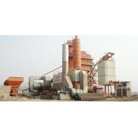 Buy cheap Professional Asphalt Mixing Plant with Electronic Control System from wholesalers