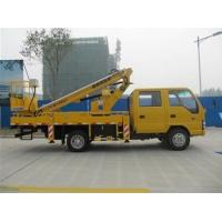 Buy cheap Big power Telescopic boom aerial working platform from wholesalers