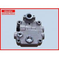 Buy cheap Cyz / Cxz Air Compressor Cylinder Head 8981670160 For 6WF1 Original Packing from wholesalers