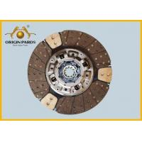 Buy cheap CYH 6WF1 ISUZU Clutch Disc Metal Material 430 MM 1312408650 High Precision from wholesalers
