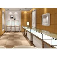 Wholesale Jewellery Shop Display Cabinets / Store Display Cases Eco - Friendly Material from china suppliers