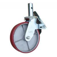 Wholesale LFC S1-VUF IRON SCAFFOLDING TOWER WHEELS - SOLID STEM CASTERS from china suppliers