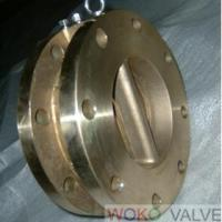 Wholesale Bronze Check Valve C95800 from china suppliers